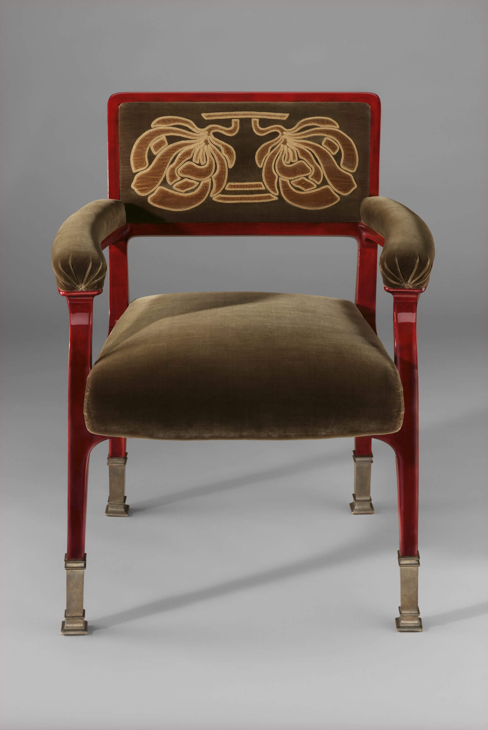 Otto Wagner - Armchair for the Paris World Fair 1900