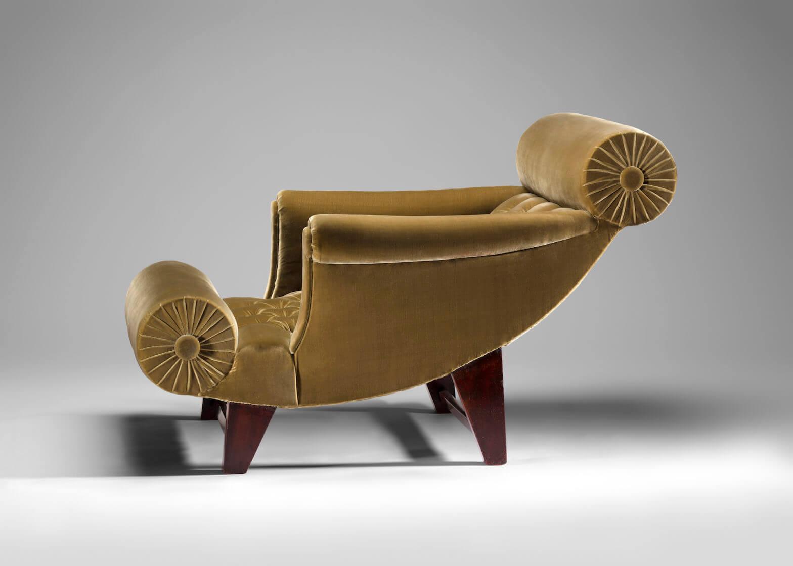 Adolf Loos - Knieschwimmer armchair