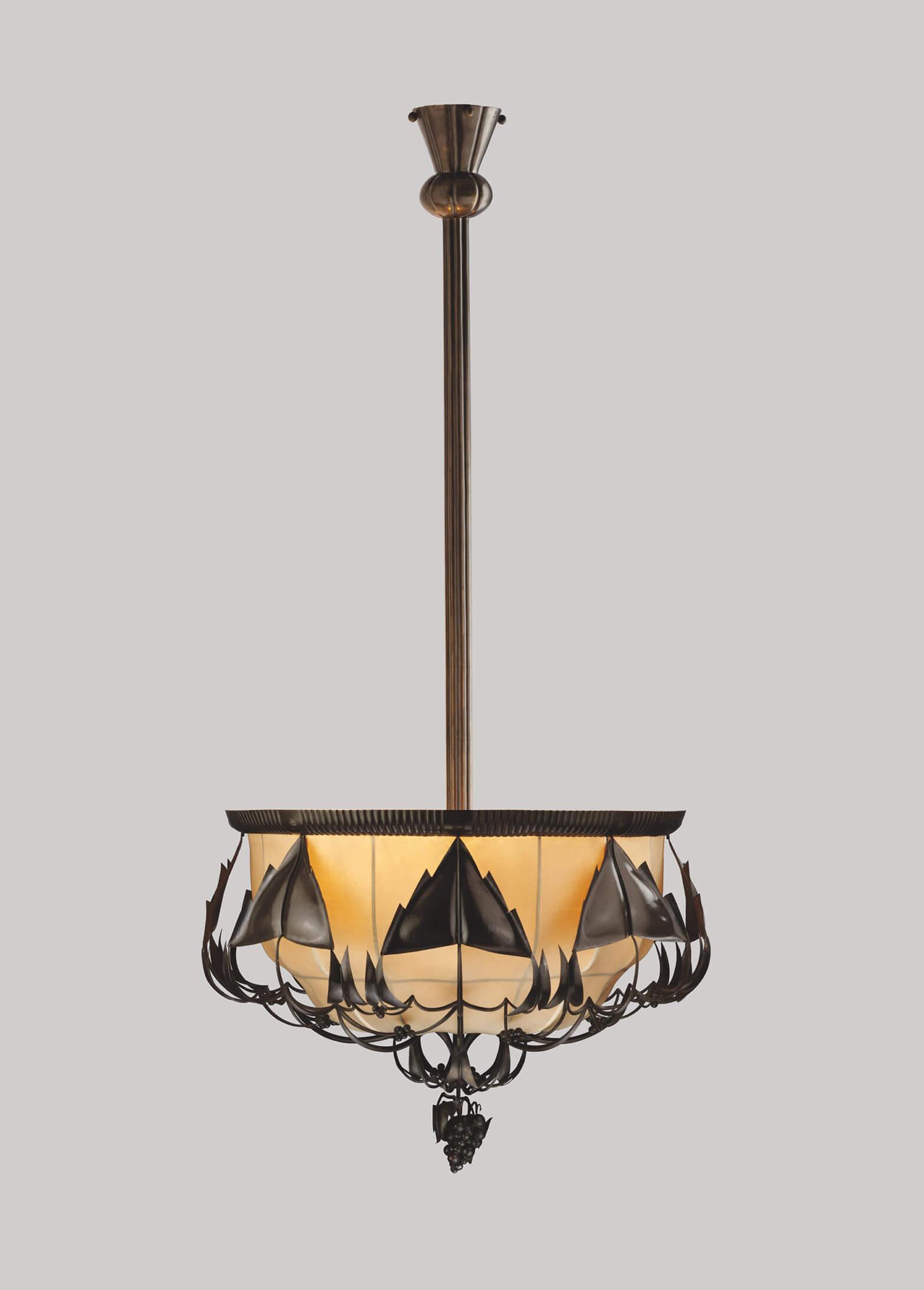 Dagobert Peche - Ceiling lamp