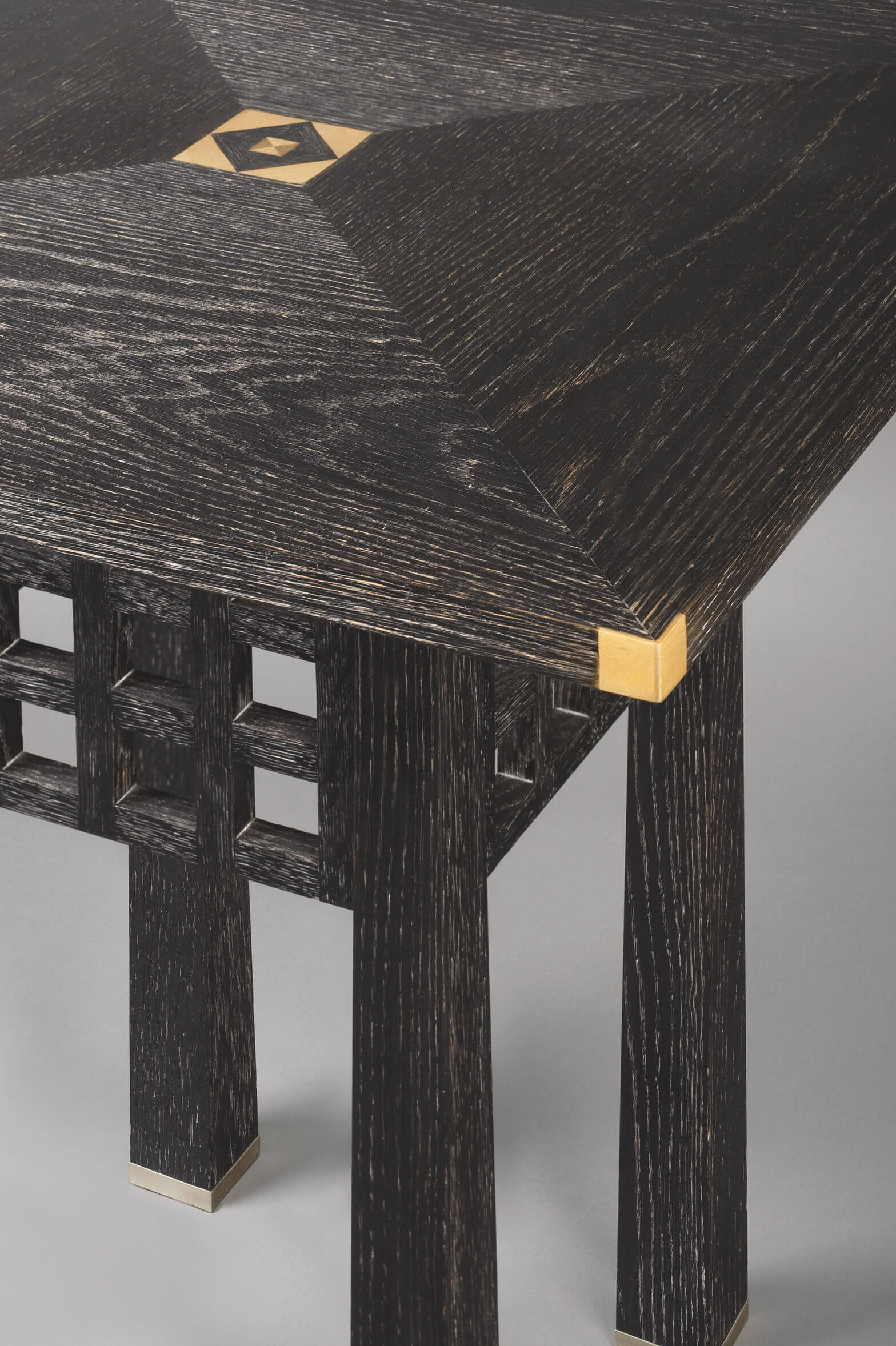 Josef Hoffmann- Side table for Hugo Koller and his wife Broncia Koller-Pinell