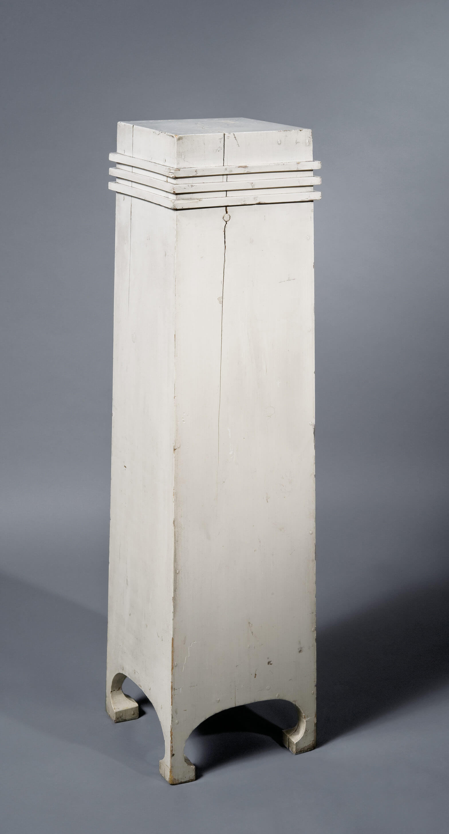 Josef Hoffmann - Pedestal for the first five exhibitions of the Viennese Secession