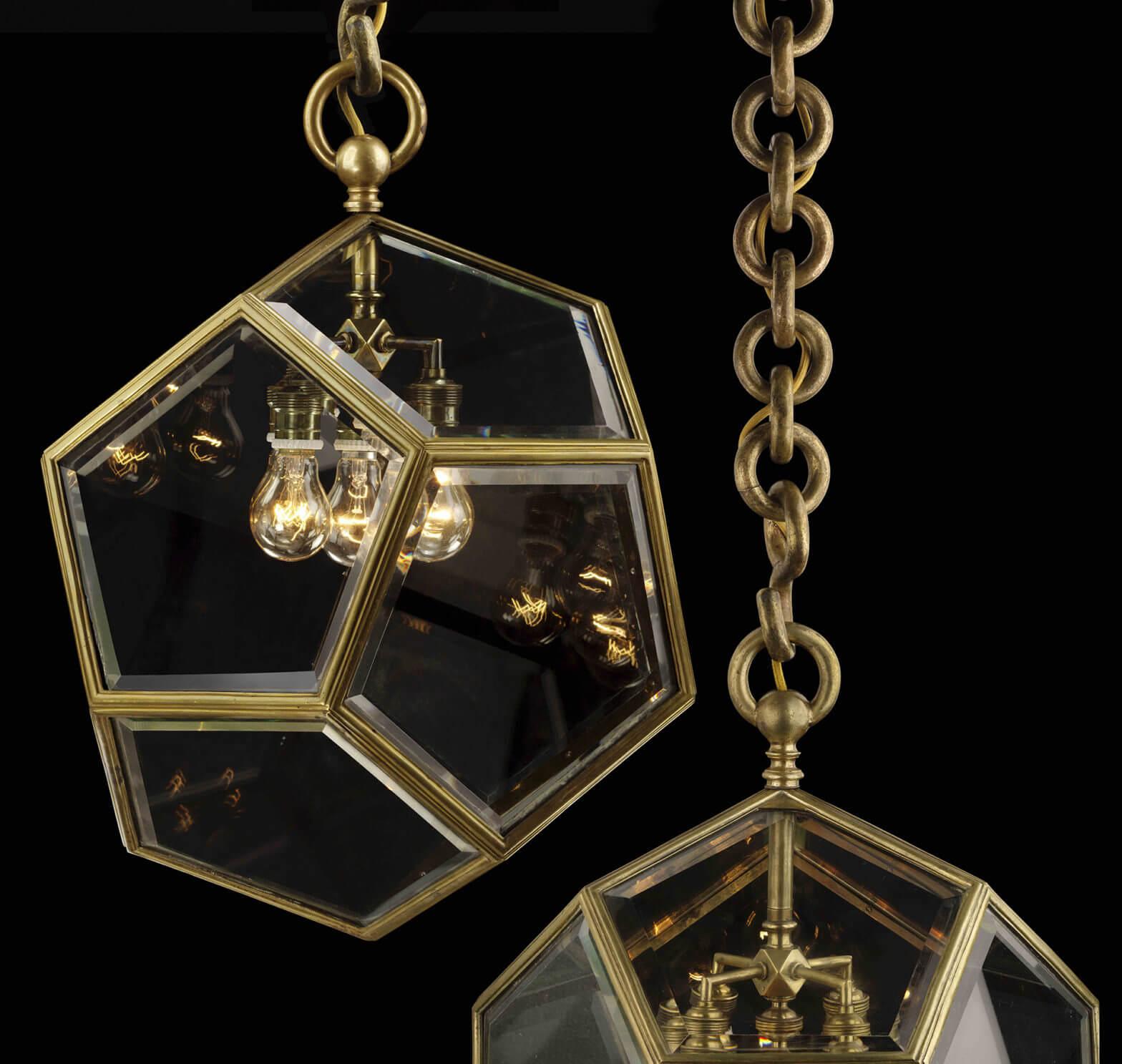 Adolf Loos - Hanging lamp Neue Galerie New-York