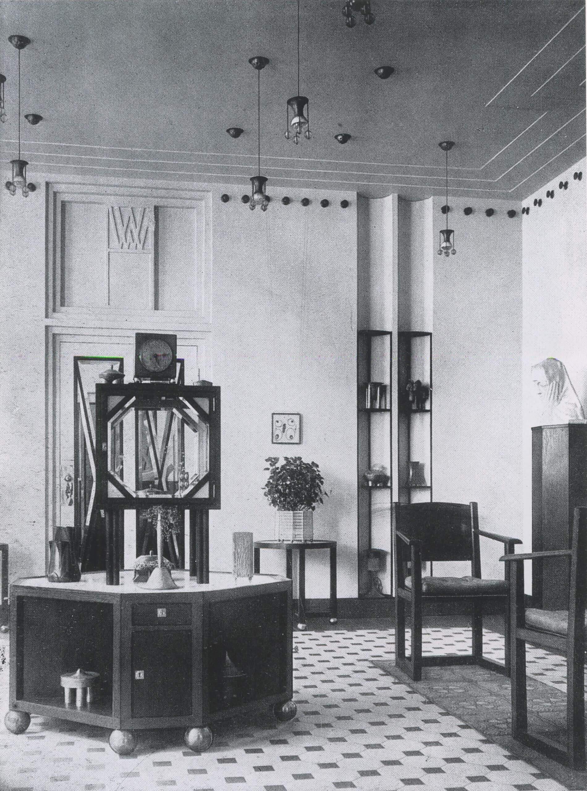 Neustiftgasse, Vienna, 1904