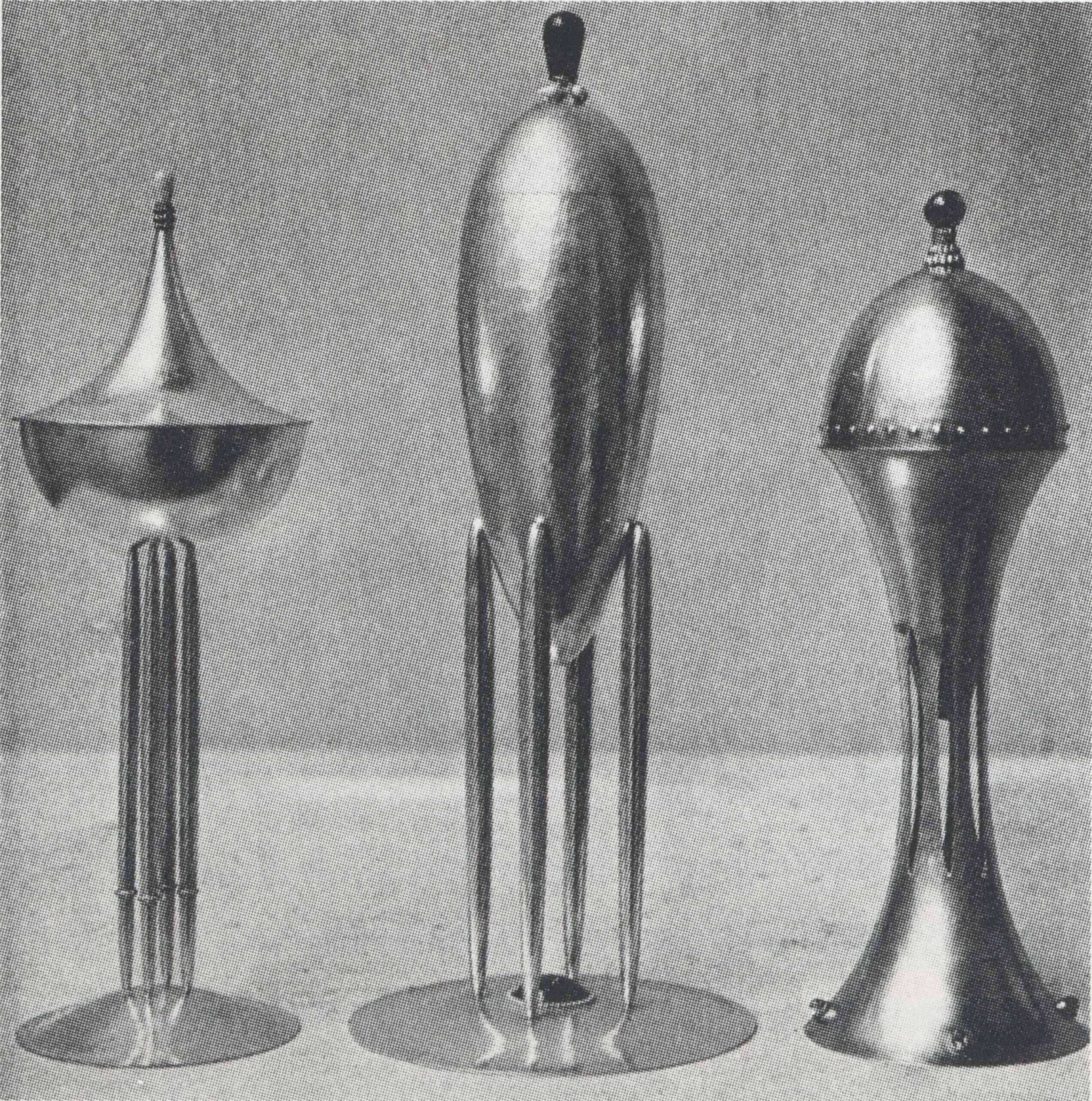 Similar pieces executed by Alexander Sturm and Company